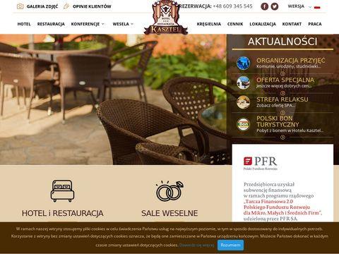 Hotelkasztel.pl konferencje Małopolska