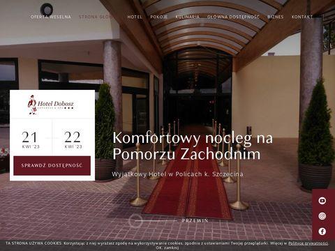 Hotel Dobosz w Szczecinie