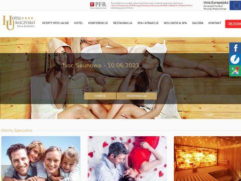 Hotel-uroczysko.com.pl spa Kielce
