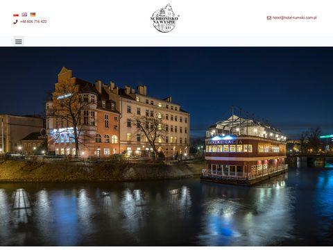 Hotel-tumski.com.pl tanie noclegi we Wrocławiu