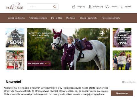 Horse-trade.pl sklep jeździecki