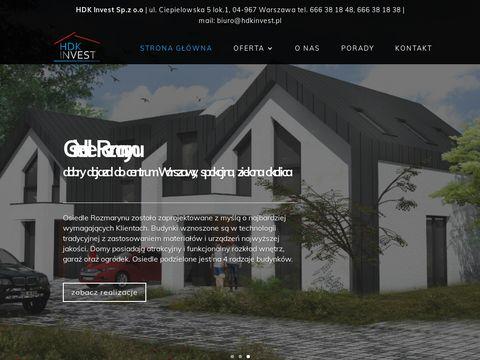 Www.hdkinvest.pl