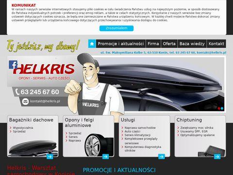 Helkris.pl - mechanik samochodowy Konin