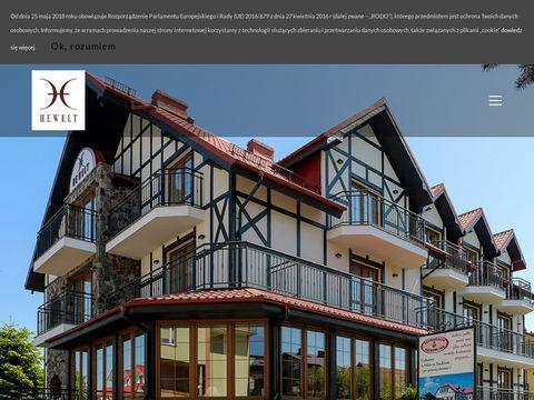 Hewelt.com.pl willa Władysławowo