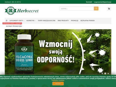 Herbsecret.pl - konsultacje dietetyka