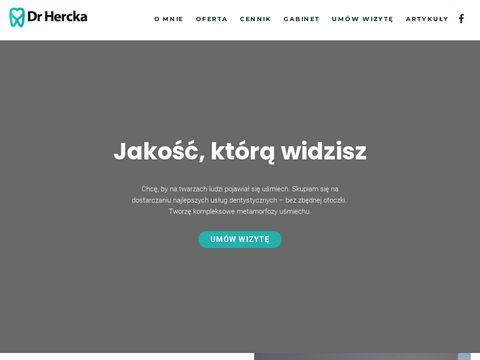 Hercka Dent dr n. med. Aleksandra Hercka-Mulas