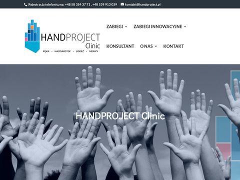 Handproject.pl chirurg ręki