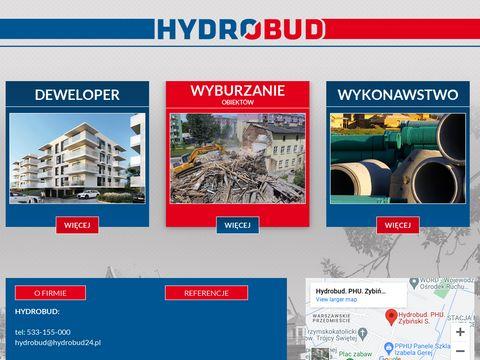 Hydrobud instalacje wod-kan Elbląg