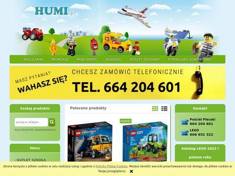 Humi.pl - pościel dla dzieci