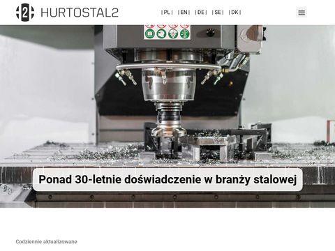 Hurtostal 2 wyroby stalowe Szczecin