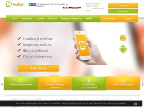 I-mobi.pl lokalizator telefonu