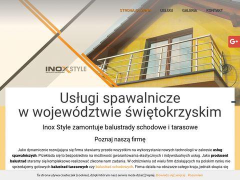 Inoxbalustrady.pl