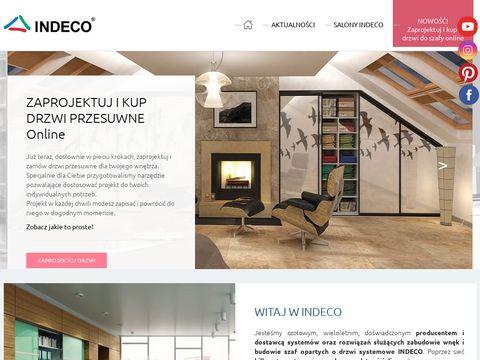 Indeco.pl drzwi przesuwne