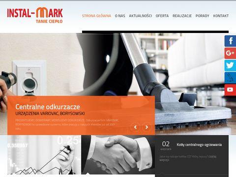 Instal-Mark instalacje gazowe Warszawa