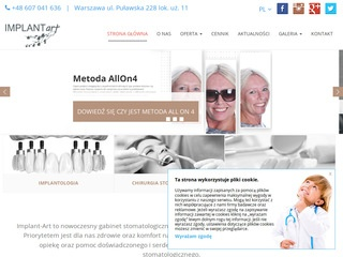 Implant-art.com.pl - zęba