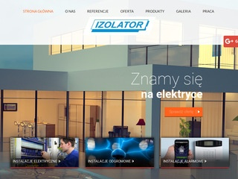 Izolator alarmy domowe Śląsk