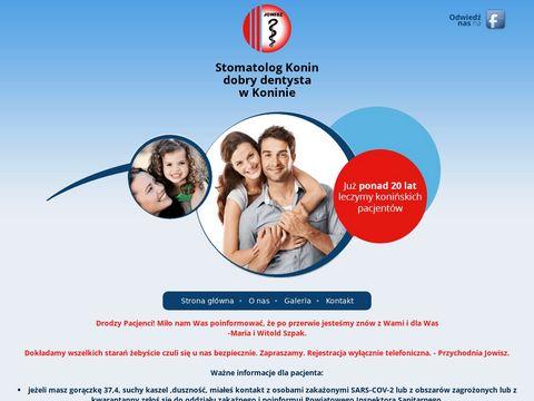 Jowisz.konin.pl - homeopata