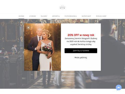 Jisak.pl fotograf ślubny Gdańsk Trójmiasto