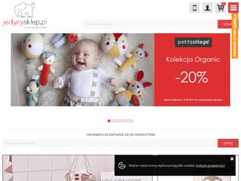 Jedynysklep.pl Wózki dziecięce