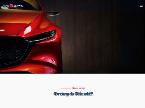 Japan Serwis Honda Wrocław