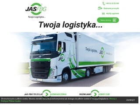 JAS-FBG transport morski