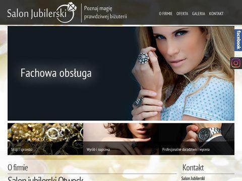 Jubilerotwock.pl Jarosław Dziura-Nowicki grawerowanie