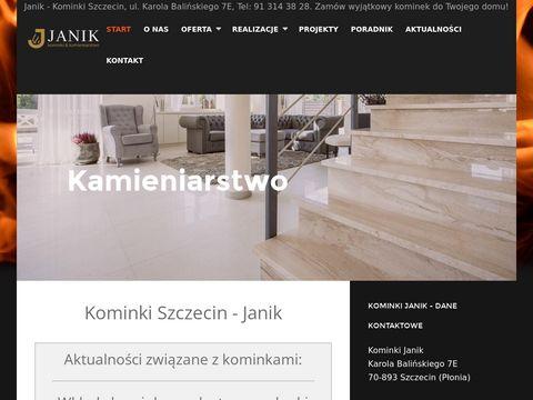 Kominki-janik.pl piece Szczecin