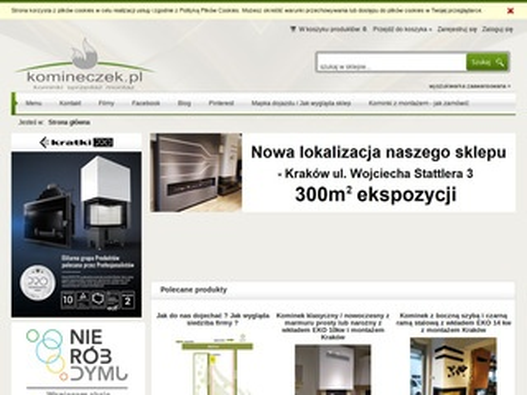 Komineczek.pl - wkłady kominkowe Kraków