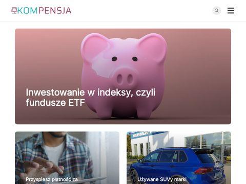 Kompensja.com.pl odszkodowania za wypadek w pracy
