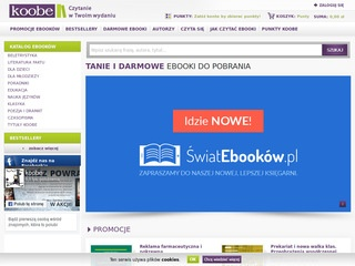 Ebook księgarnia
