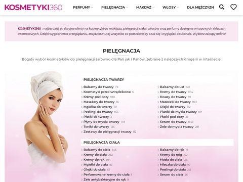 Kosmetyki360.pl do makijażu
