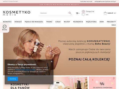 Kosmetykomania.pl baza pod makijaż