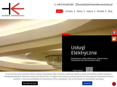 Klinikaelektrotechnika.pl