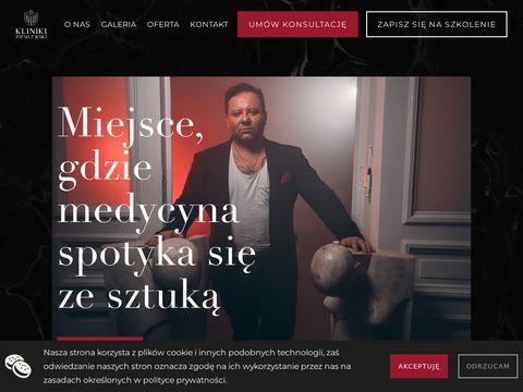 Klinikiziemlewski.pl - zabiegi laserowe
