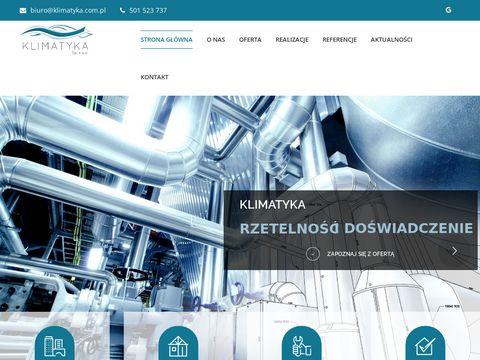 Klimatyka.com.pl inteligentne budynki Warszawa