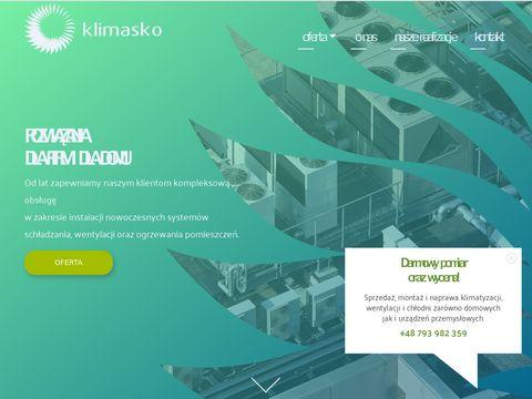 Klimasko.pl - klimatyzacja ozonowanie Starachowice