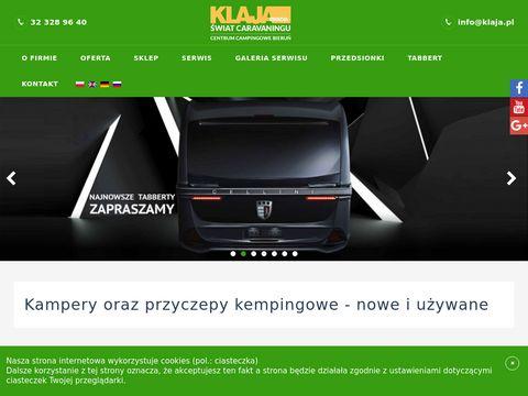 Klaja.pl - samochody kempingowe