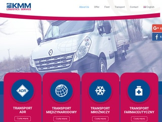 Kmmlogistics.pl transport
