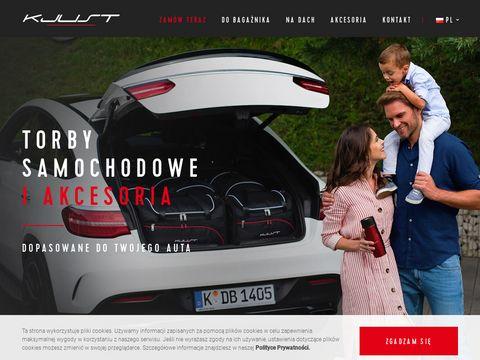 Kjust.com torby samochodowe