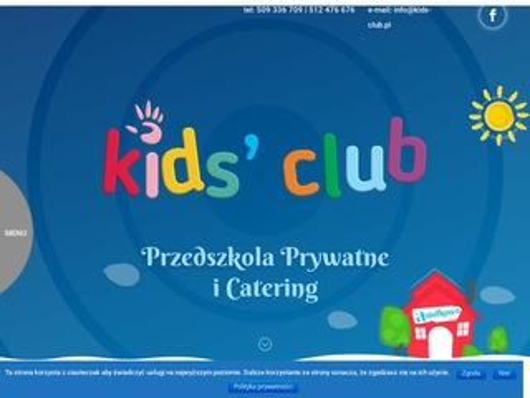 Kids-club.pl klub dla dzieci Łódź