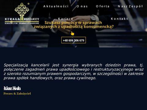 Kiwała & Wspólnicy - prawnik Wrocław
