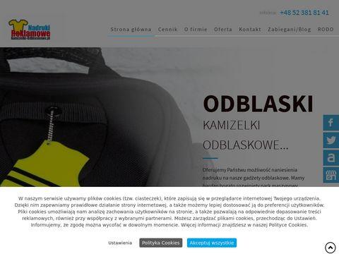 Kamizelkaodblaskowa.pl