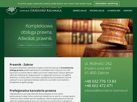 Kancelaria-kalamala.pl - adwokat