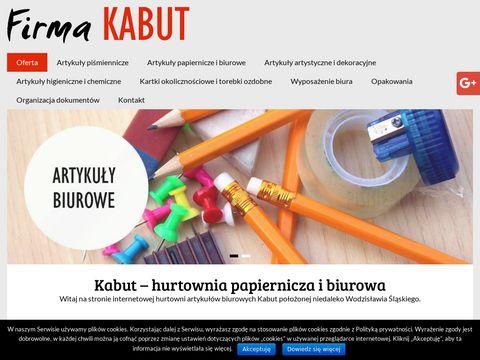 Kabut długopisy Wodzisław Śląski