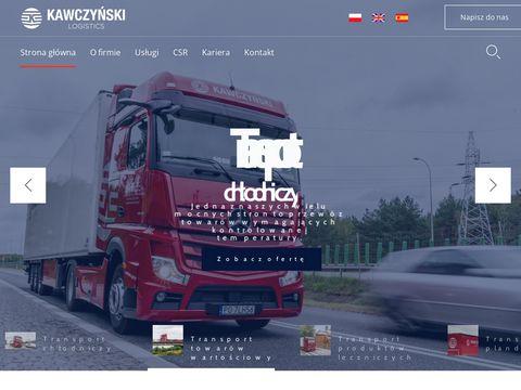 Kawczyński - transport