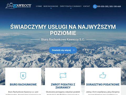 KAWECCY-Kancelaria Podatkowa BĘDZIN-DG.