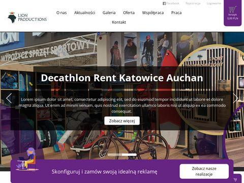 Kasetony.net - kasetony świetlne