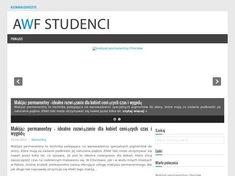 Kulinaria-cichoccy.pl firmy cateringowe Częstochowa