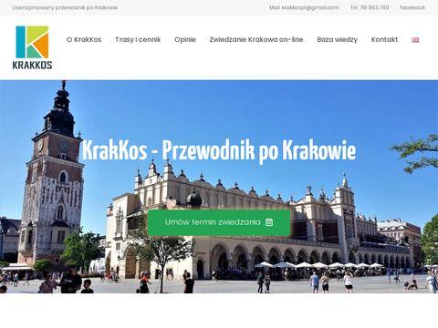 KraKkos.pl - przewodnicy Kraków