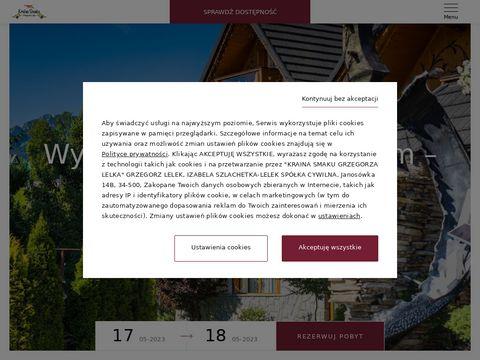 Kraina-smaku.com.pl Wesele w Zakopanem